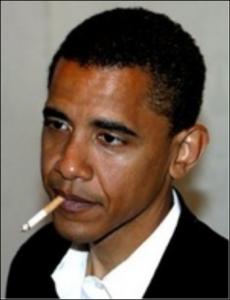 obama-smoking