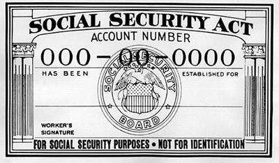 a history of united states social security program The official history website for the us social security five companies in the united states broad program of social reforms that included.