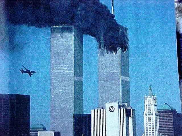 The 9  11 terrorist attacks  BBC
