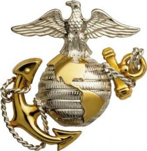 Marine insignia