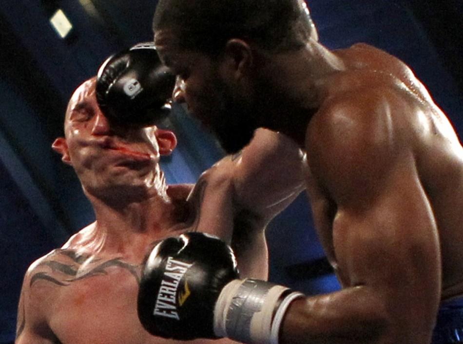 Tony Peitrantonio knockout