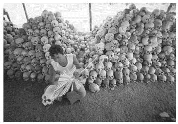 Cambodian victims