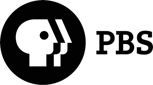 Logo for PBS