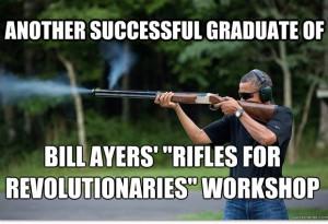 Obamas Got A Gun