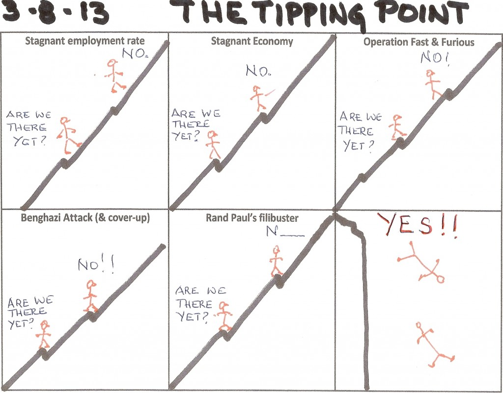 my first cartoon the tipping point bookworm room