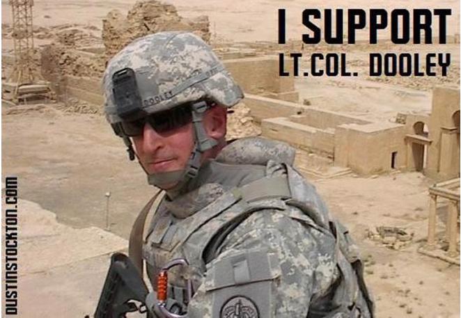 Lt Col Matthew Dooley