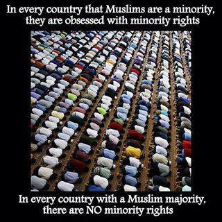 Minority rights in Muslim countries