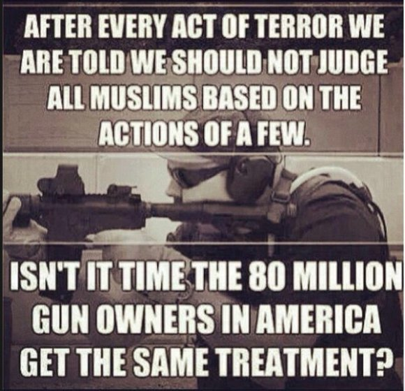 Guns and Islam