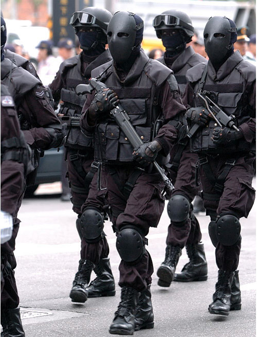 Taiwan special forces uniform