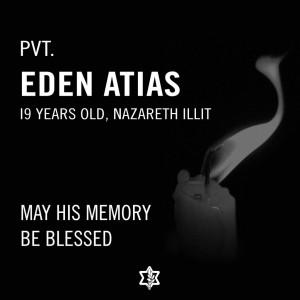 Eden Atias RIP