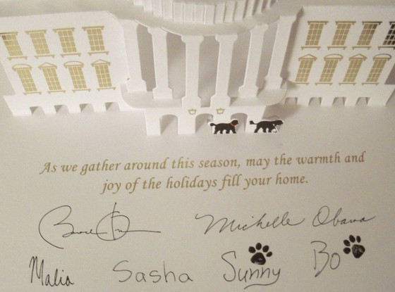 The Obama Christmas card reveals the zero at the center of our ...