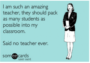 Teacher affirmation