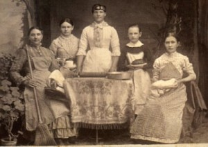 Victorian women in England