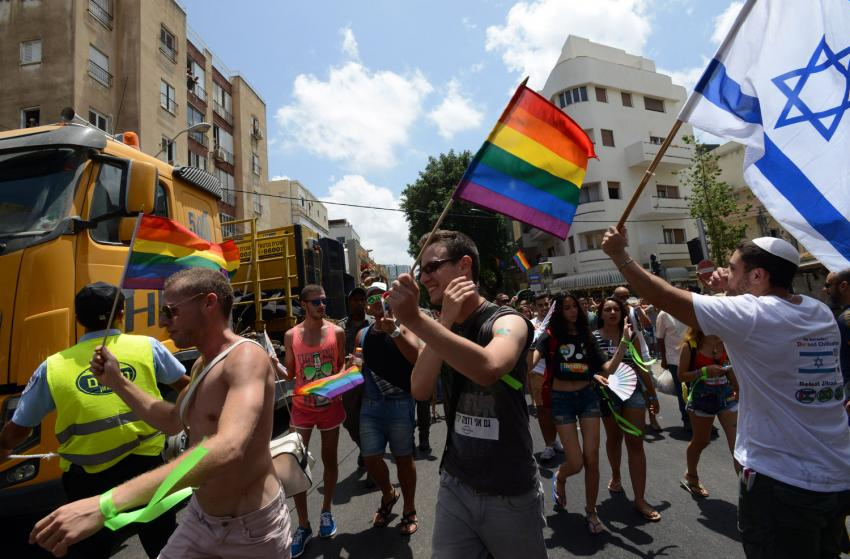 GAY-PRIDE-PARADE-TEL-AVIV