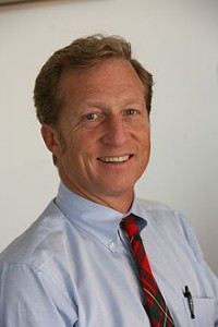 Tom Steyer:  greedy capitalist and pollution-creating hypocrite.