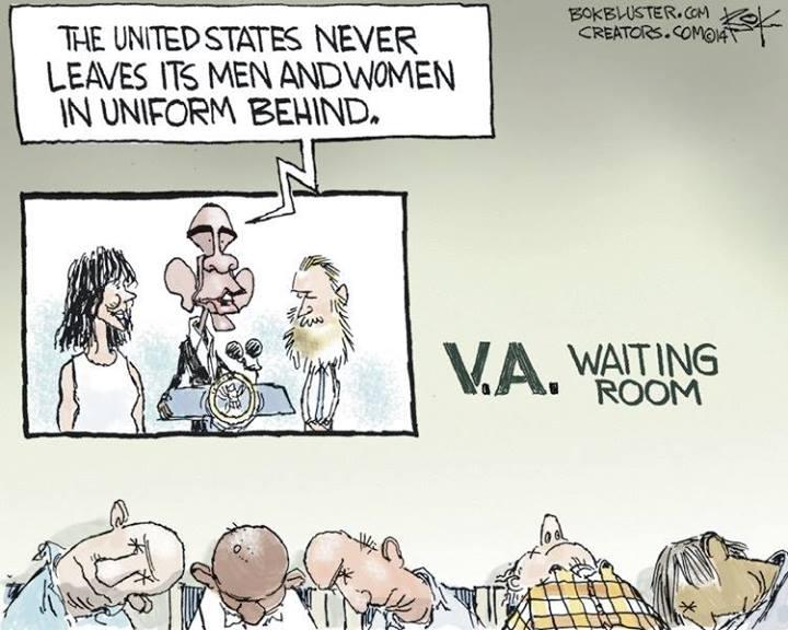 America does leave its troops behind