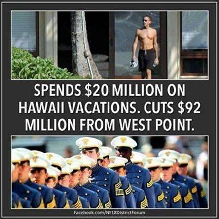 Obama's priorities