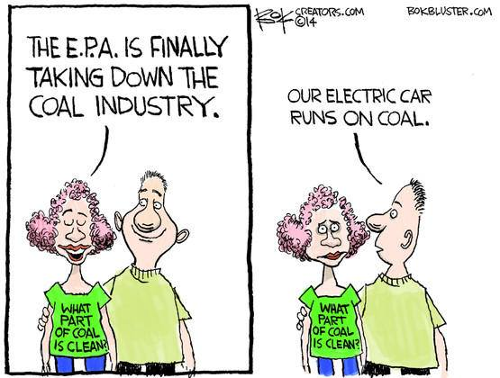 The EPA will harm the Left's pet causes