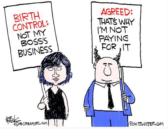 Not my bosss business
