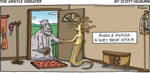 Medusa and Midas