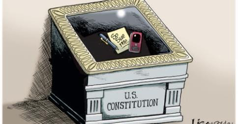 Our new constitution