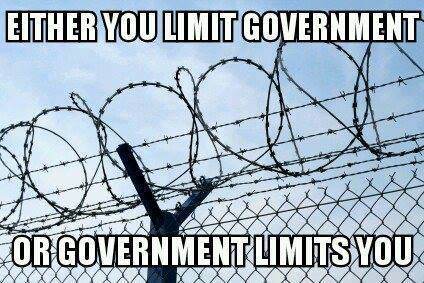 Government limits