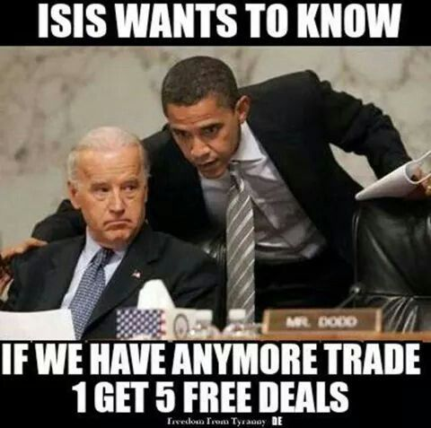 ISIS wants a Bergdahl deal