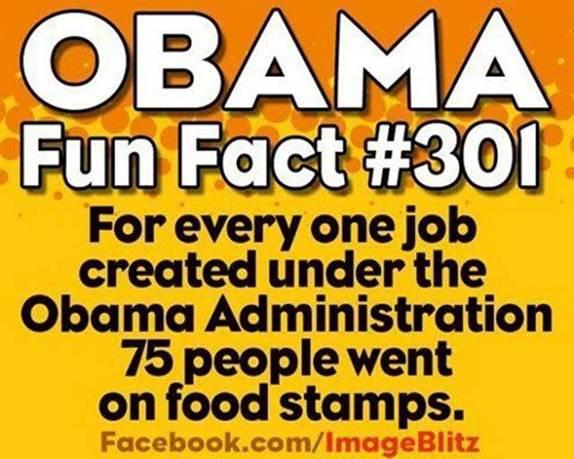 Jobs created under Obama