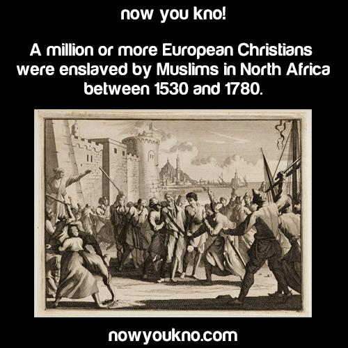 Muslim slavery