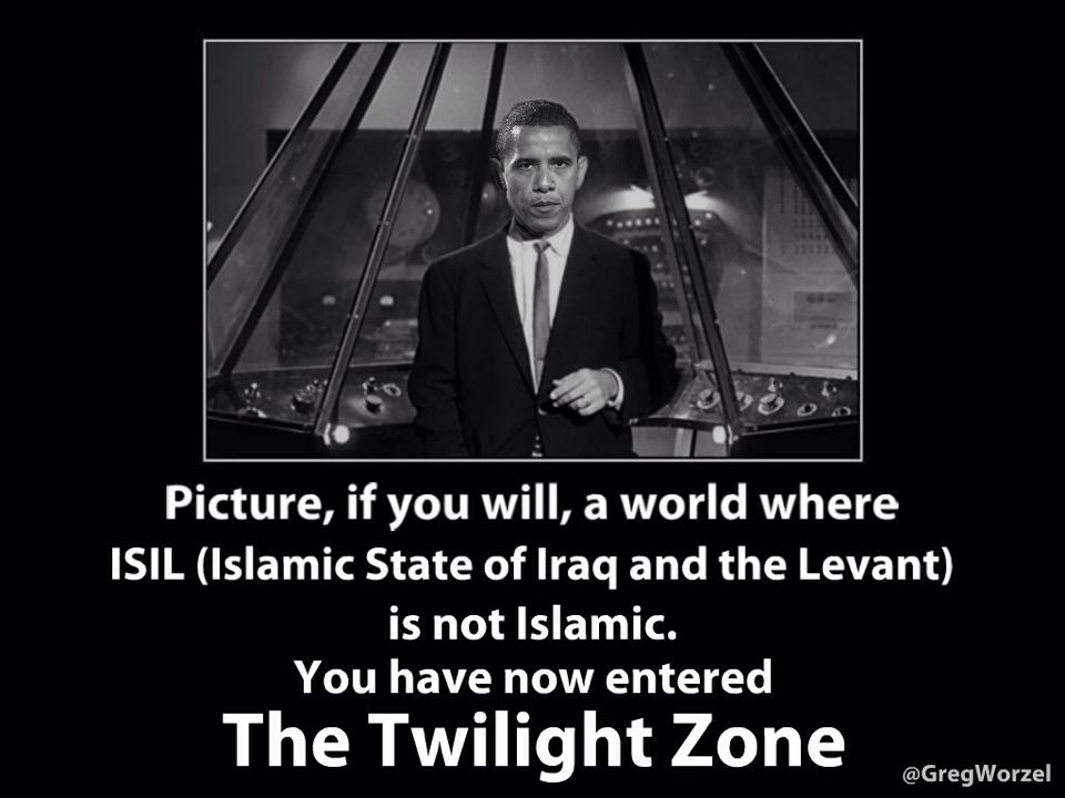 Obama Twilight Zone