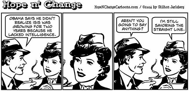 Obama lacks intelligence