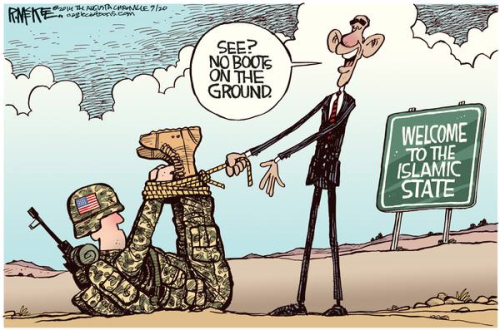 Obama's rules of engagement