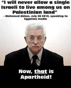 Real apartheid