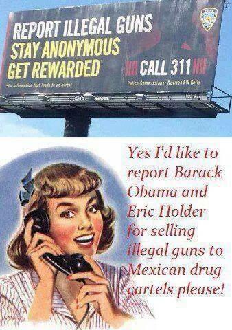 Selling illegal guns