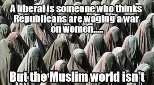 The Muslim war on women