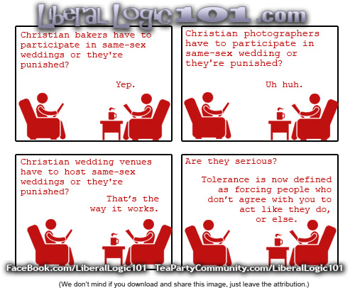 The new definition of tolerance