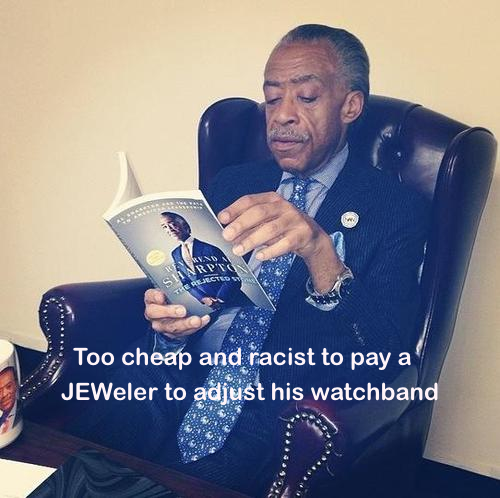 Al Sharpton and Jews