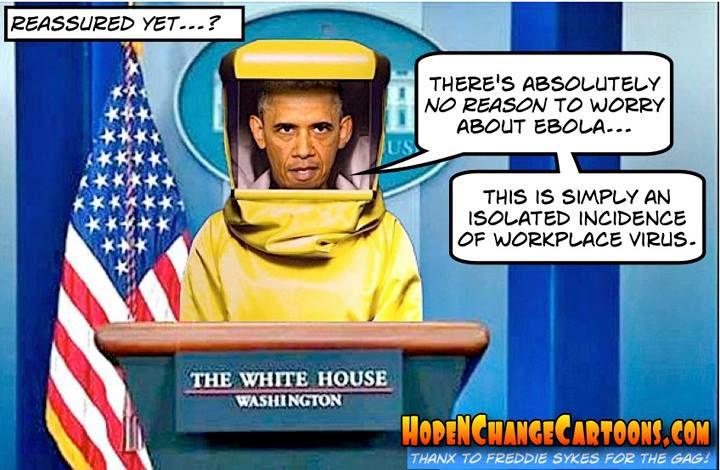 Ebola and obama