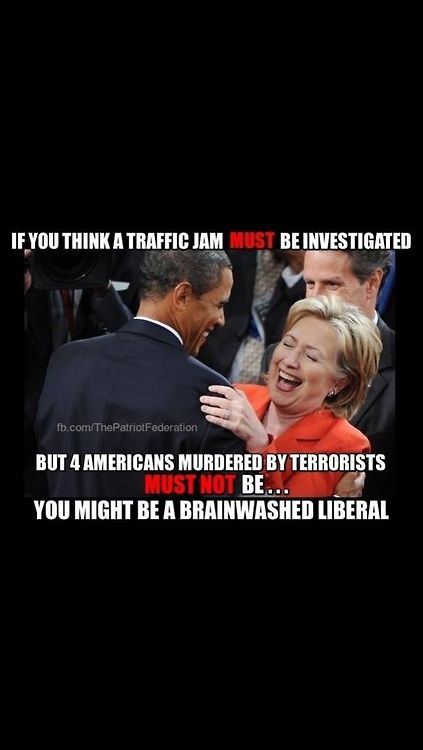 Liberals investigate traffic jams not assassinations