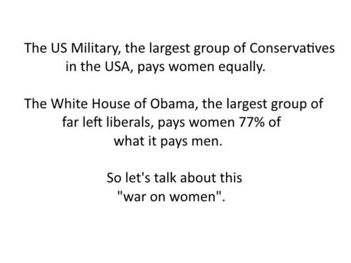 Obama's war on women's salaries
