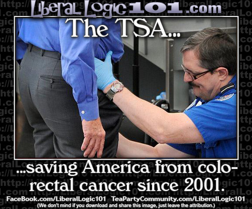 TSA saves Americans from colo-rectal cancer