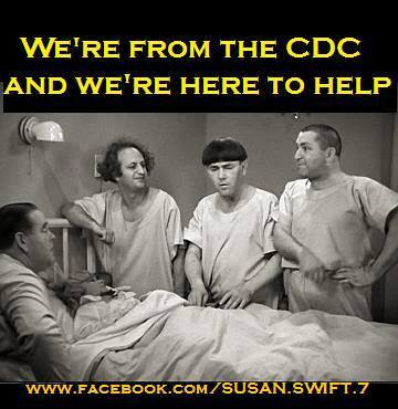 Three stooges and the CDC