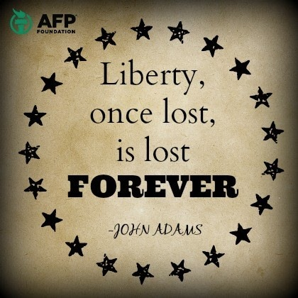 Adams on Liberty
