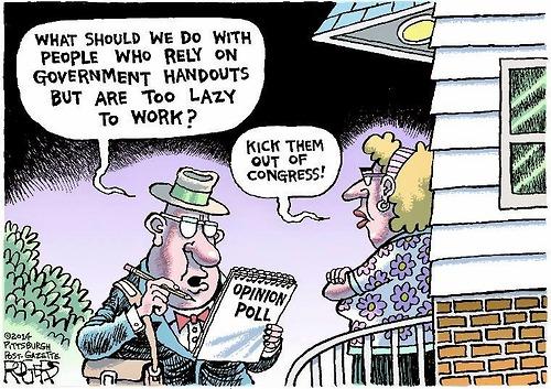 Kick parasites out of Congress