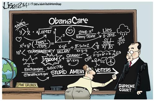 Obama care plus Gruber