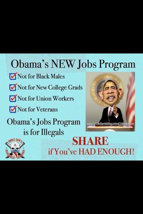 Obama's new jobs program