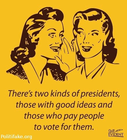 Two kinds of good presidents