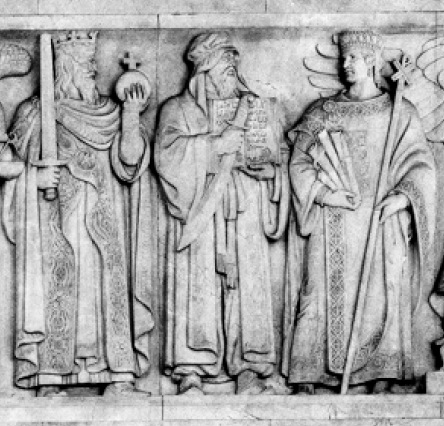 This image is from the frieze on the United States Supreme Court