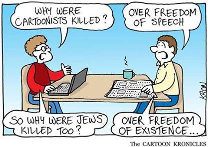 Jews killed over freedom of existence