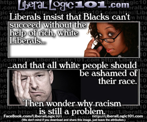 Liberals and race